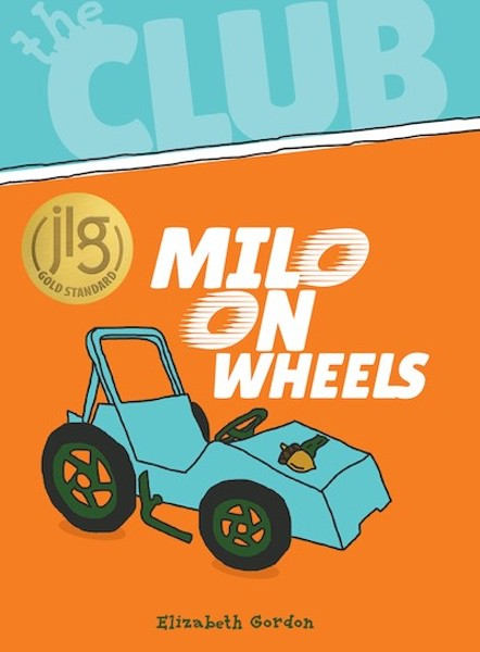 Milo on Wheels