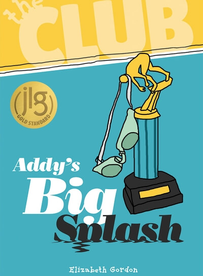 Addy's Big Splash